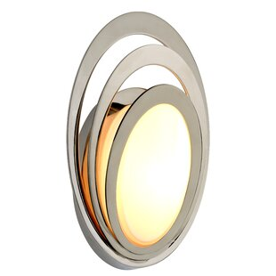 Orren Ellis Whitten Outdoor Sconce