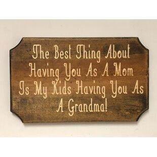 Grandma Decor Wayfair