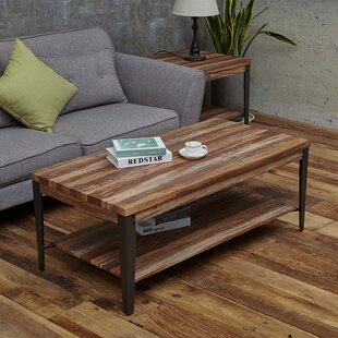 Whatley Coffee Table with Storage