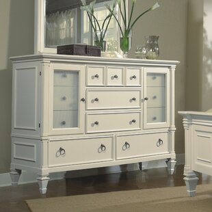 Keister 11 Drawer Combo Dresser by Darby Home Co