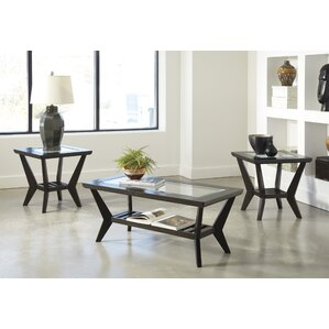 Modern Contemporary Coffee Table Sets Youll Love Wayfair