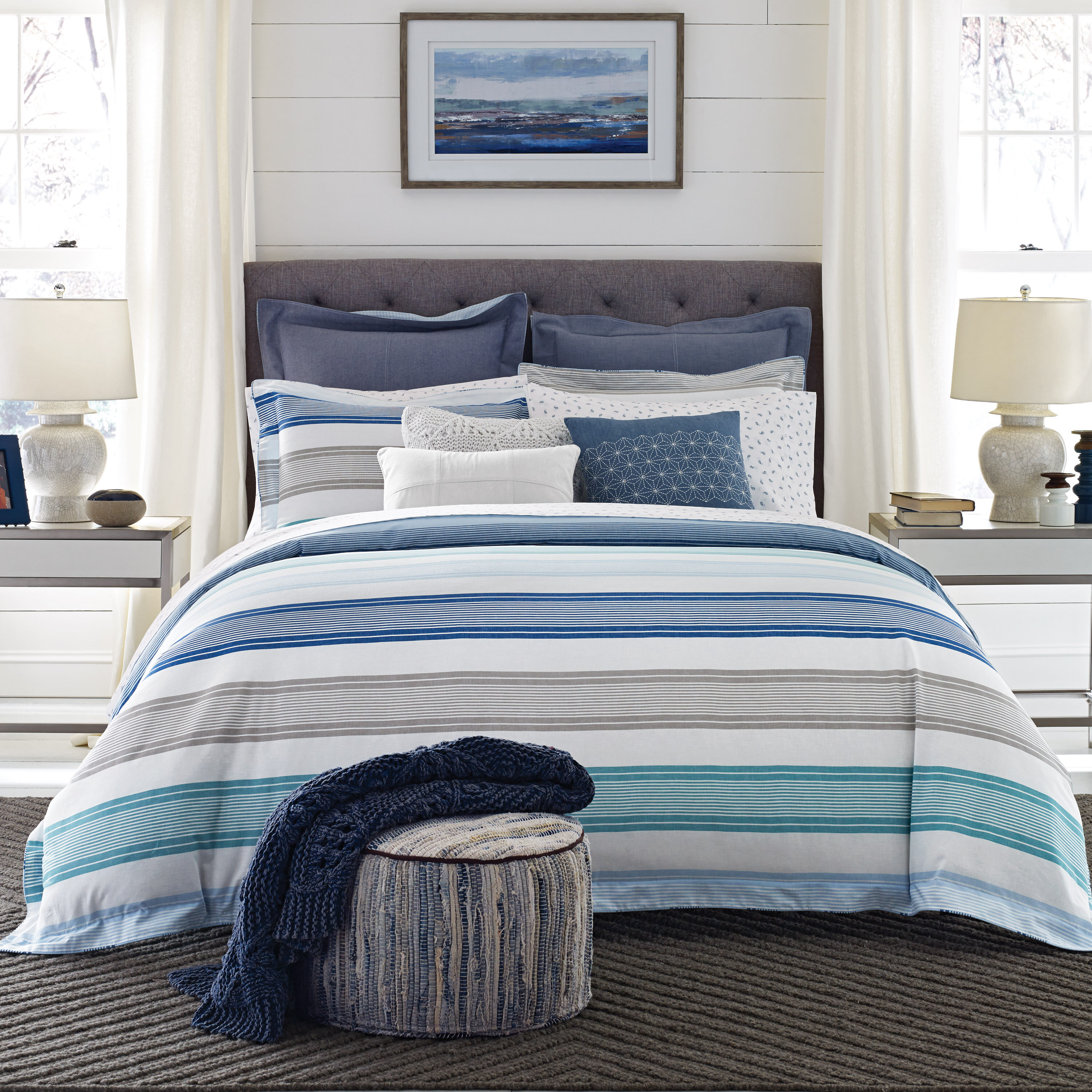 gray and mesmerizing awesome bedroom sears grey bed staggering bedding quilt comforter crib blue sheets stirring for captivating sets set navy