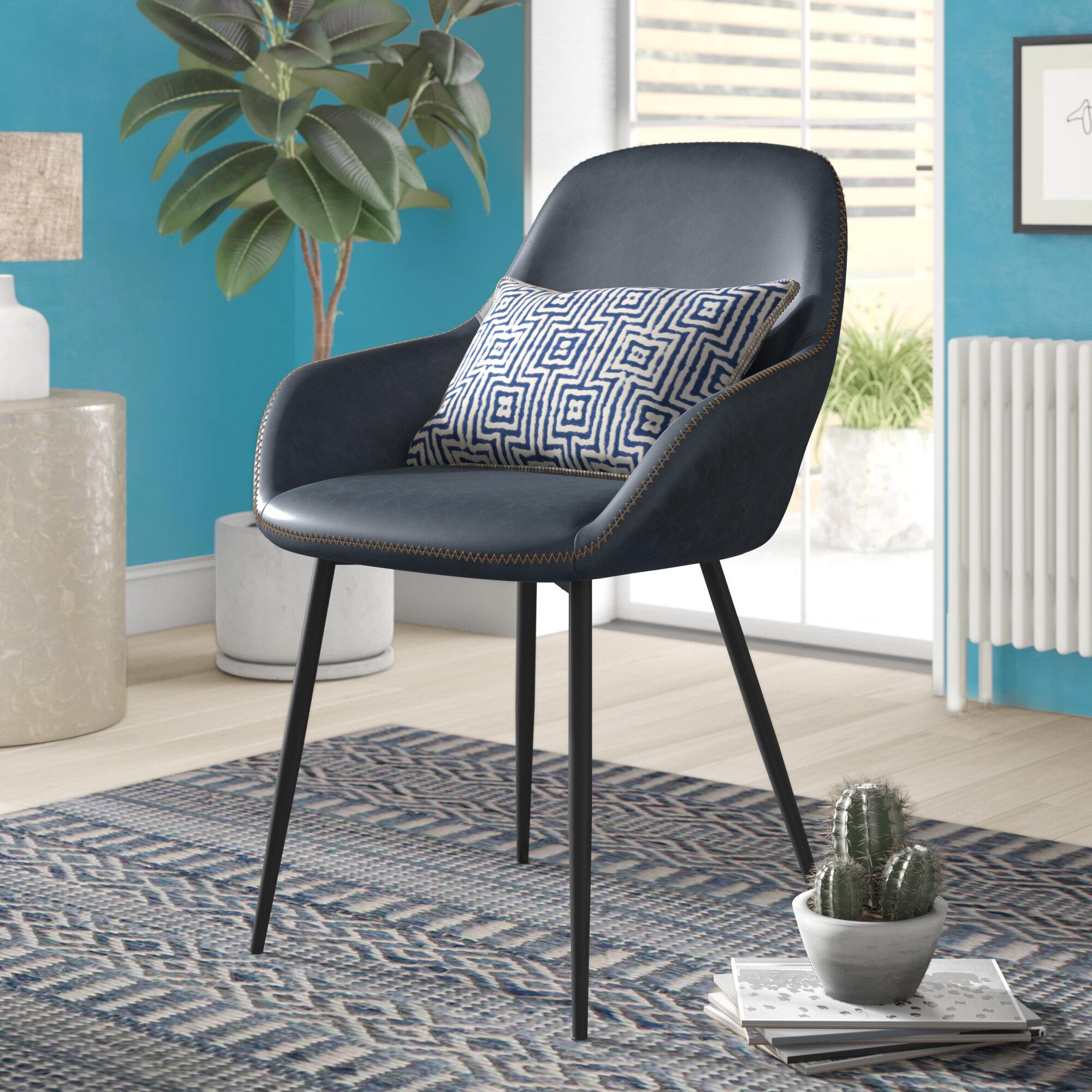Wrought Studio Almeda Side Chair Reviews Wayfair