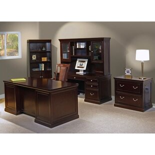 Martin Home Furnishings Fulton Desk Office Suite