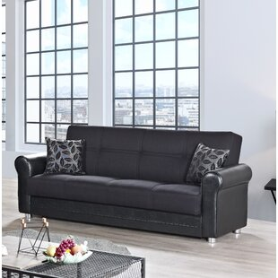 Throckmorton Futon Sleeper Sofa