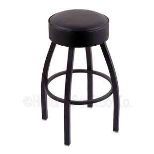 Warsaw 25 Swivel Bar Stool Ebern Designs