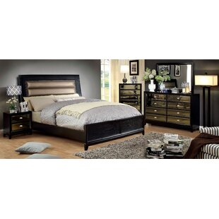 Willisville Panel Configurable Bedroom Set