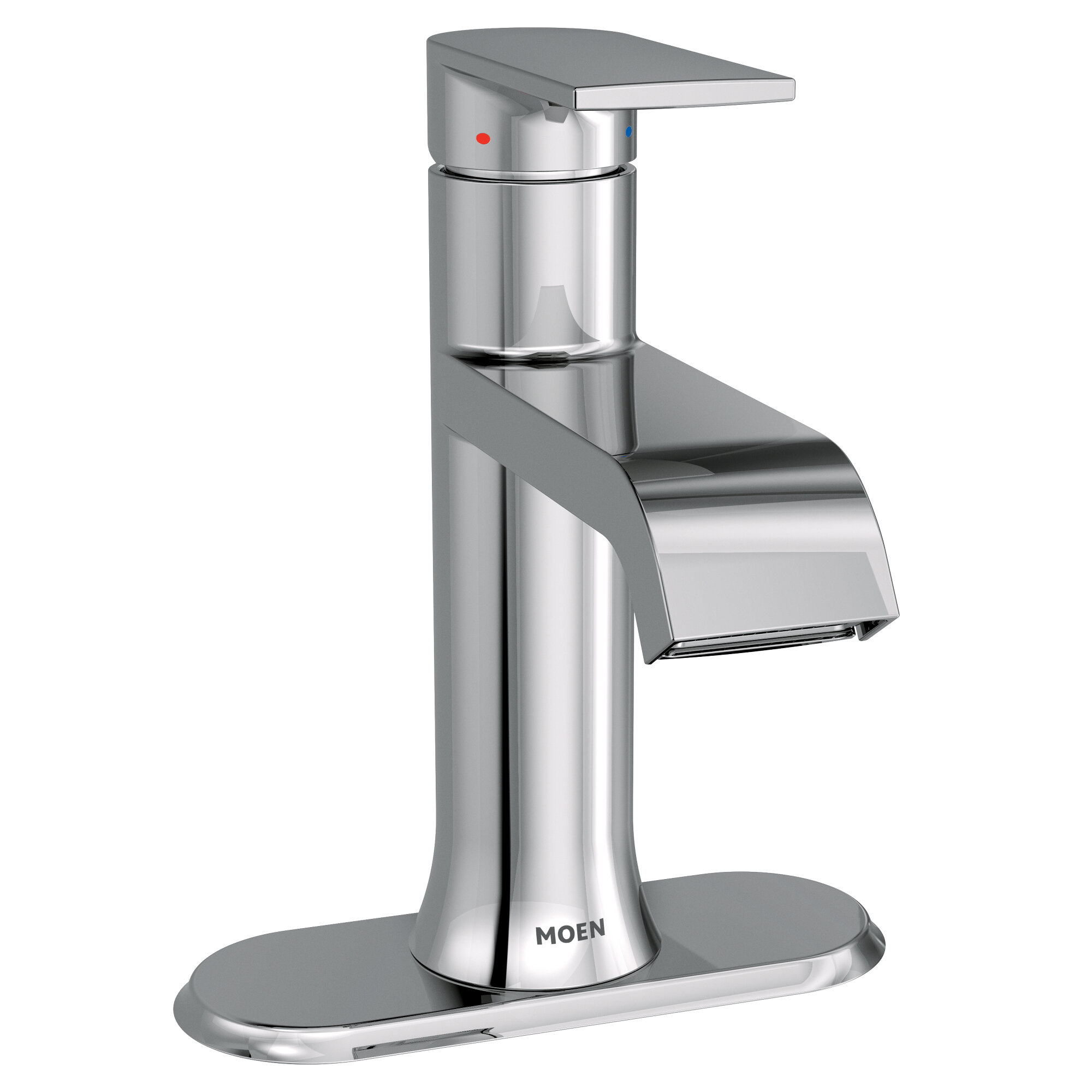 Moen Genta Single Hole Bathroom Faucet