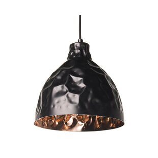 Relic 1-Light Cone Pendant by Urban 9-5