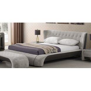 Everly Quinn Latrell Upholstered Platform Bed