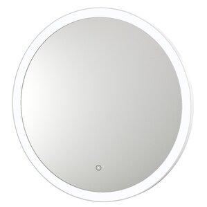 Ginger Round Bathroom Vanity Mirror