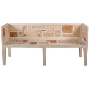 Ito Kish Wicker Bench