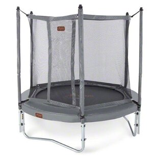 Kidwise JumpFree Proline 8' Round Trampoline with Safety Enclosure