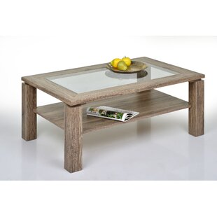 Andres Coffee Table With Storage Room By Natur Pur
