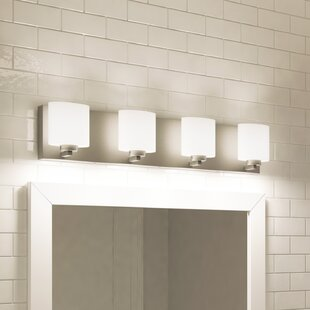 Jusino 4 Light LED Vanity Light