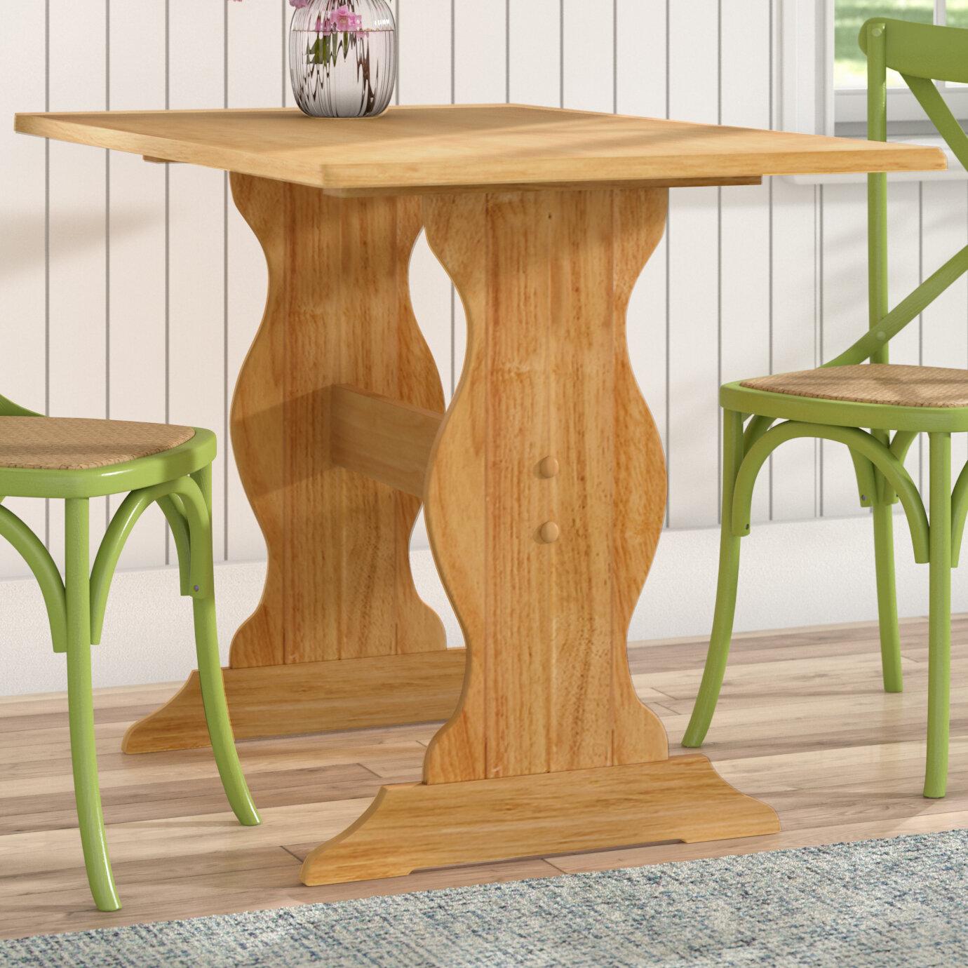 August Grove Patty Nook Kitchen Table Reviews Wayfair