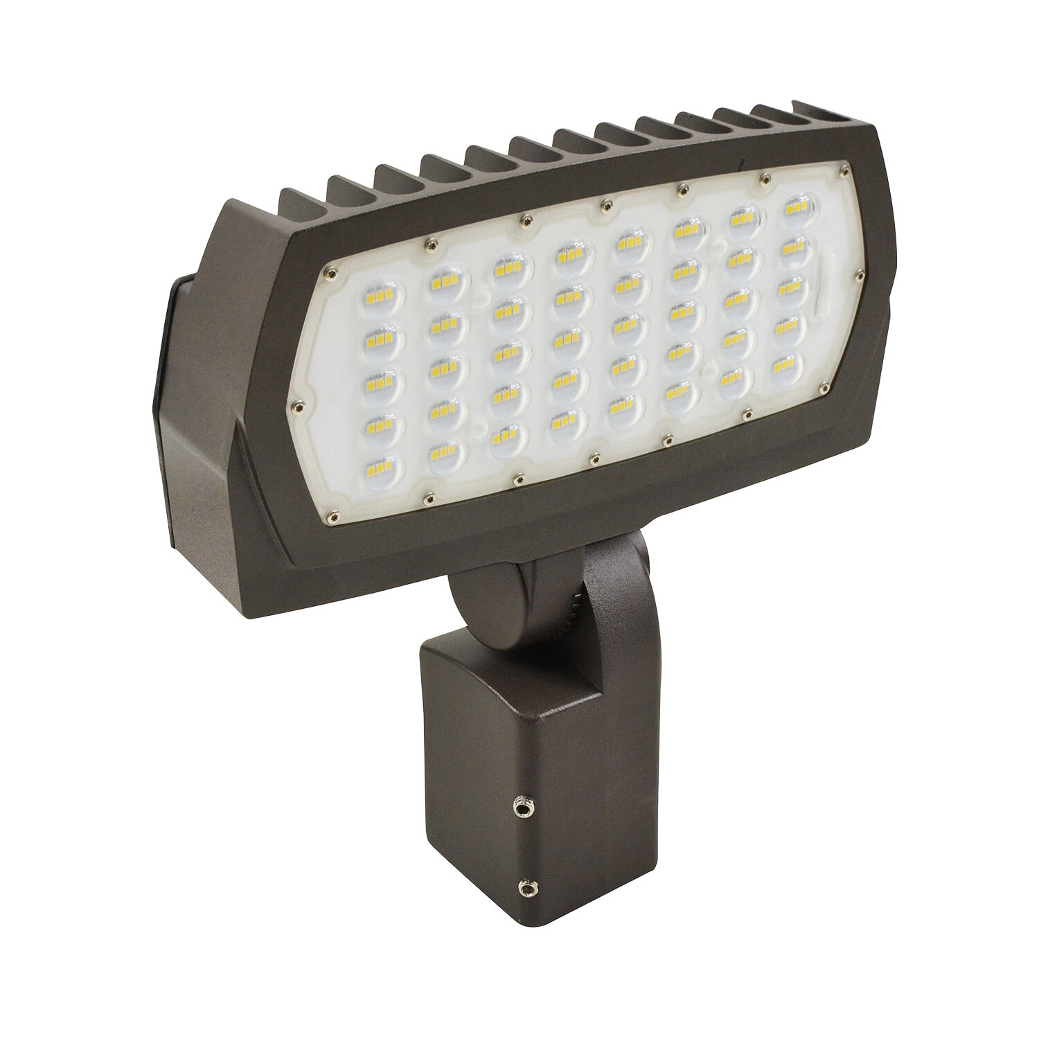 Topaz Lighting 90 Watt Medium Led Flood Light Wayfair