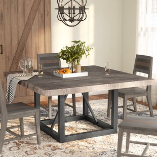 5e64a9f37a65 8 + Seat Square Kitchen & Dining Tables You'll Love | Wayfair