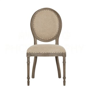 Grace Upholstered Dining Chair by Aidan G..