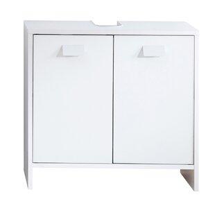 Roth 60cm Free-standing Under Sink Storage Unit By Belfry Bathroom