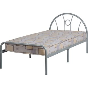 Single Bed Frame By Marlow Home Co.