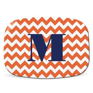 Melamine Personalized Platter by Wildon Home ® Discount