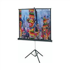 Versatol Matte White Portable Projection Screen Da-Lite