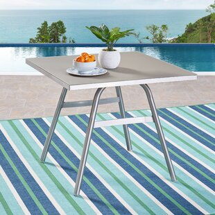 Check Prices Gagne Metal Dining Table Best & Reviews