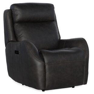 Chambers Leather Power Recliner by Hooker Furniture