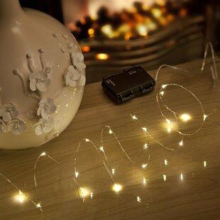 Rosalia 720-Light LED Fairy Lights By The Seasonal Aisle