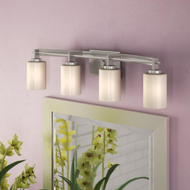 Latitude Run Burchell 4 Light Vanity Light Reviews Wayfair Ca