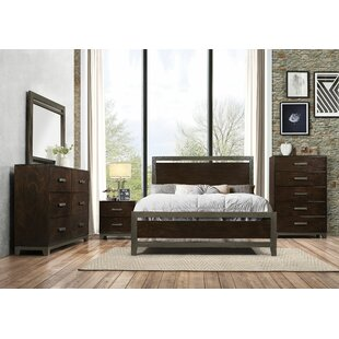 Claremore Panel Configurable Bedroom Set