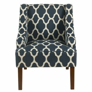 Everly Swoop Side Chair by Winston Porter