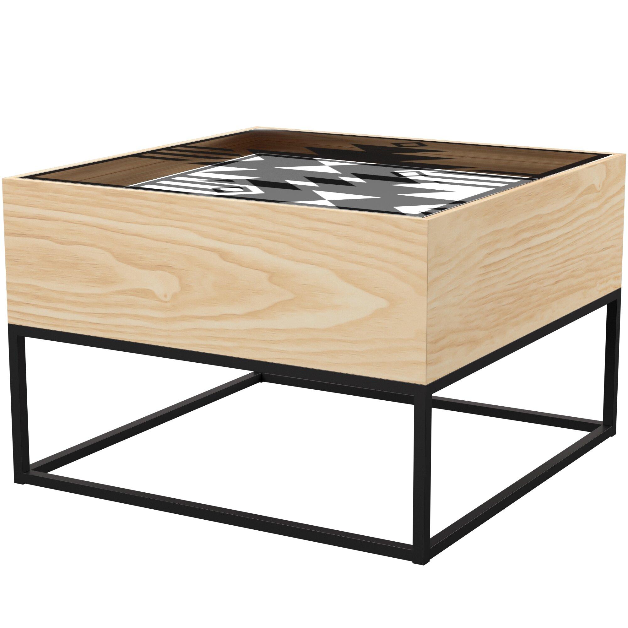 Mercury Row Cutlip Frame Coffee Table Wayfair Ca