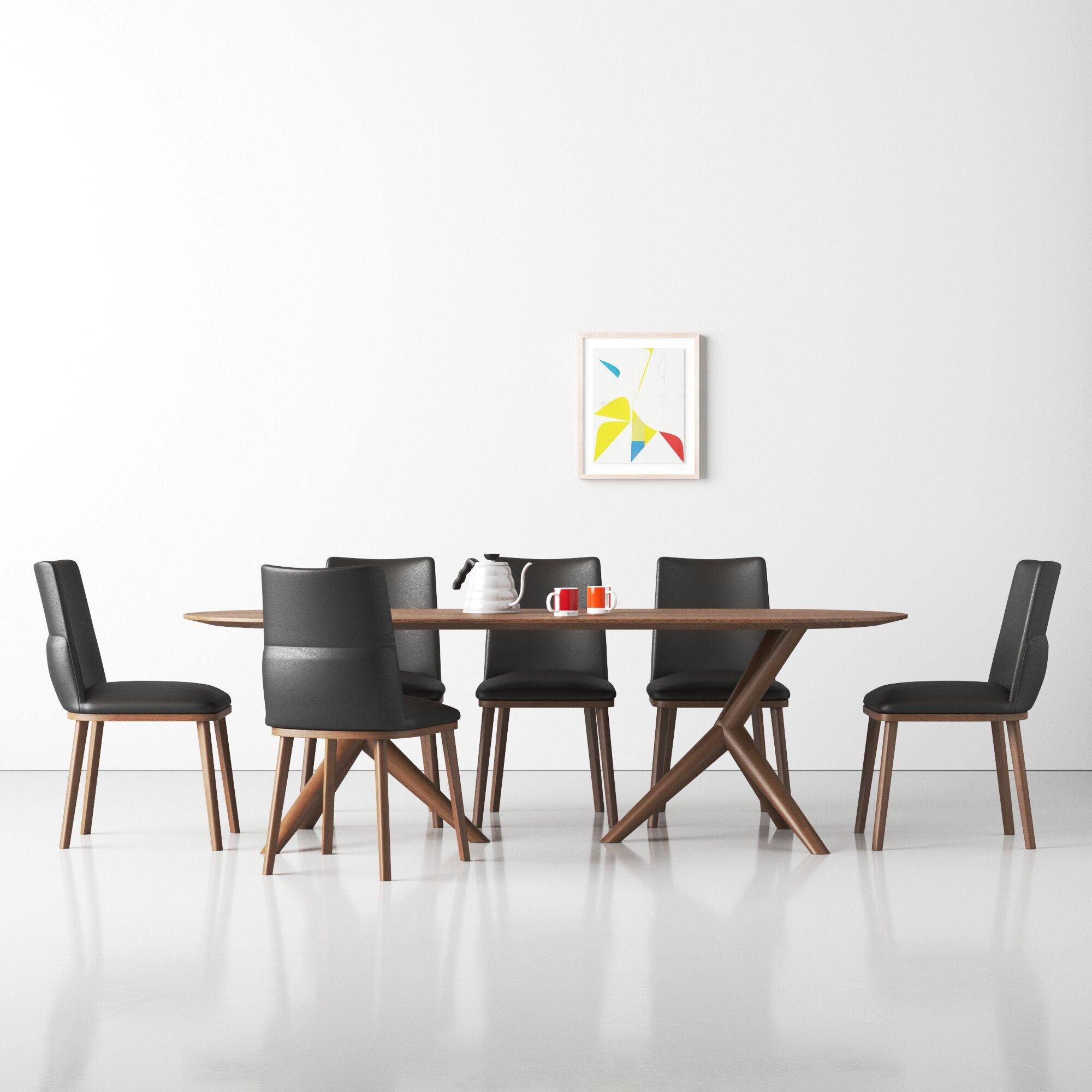 Batey 7 Piece Dining Set Allmodern