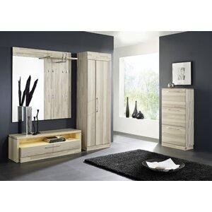 5-tlg. Garderoben-Set Terra von Bienenmuehle