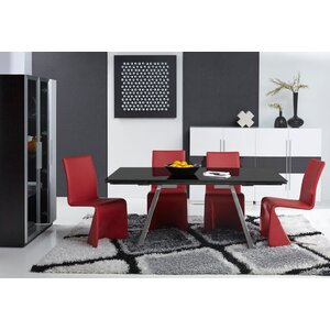 Penthouse Expandable Dining Table Bellini Modern Living