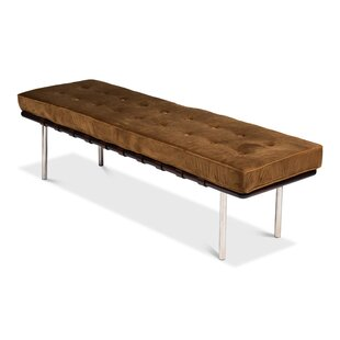 Bohrer Upholstered Bench