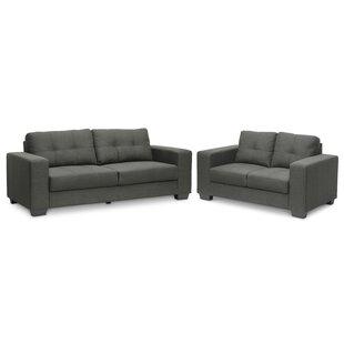 Spicer 2 Piece Living Room Set..