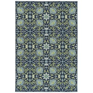 Kirsty Navy Indoor/Outdoor Area Rug