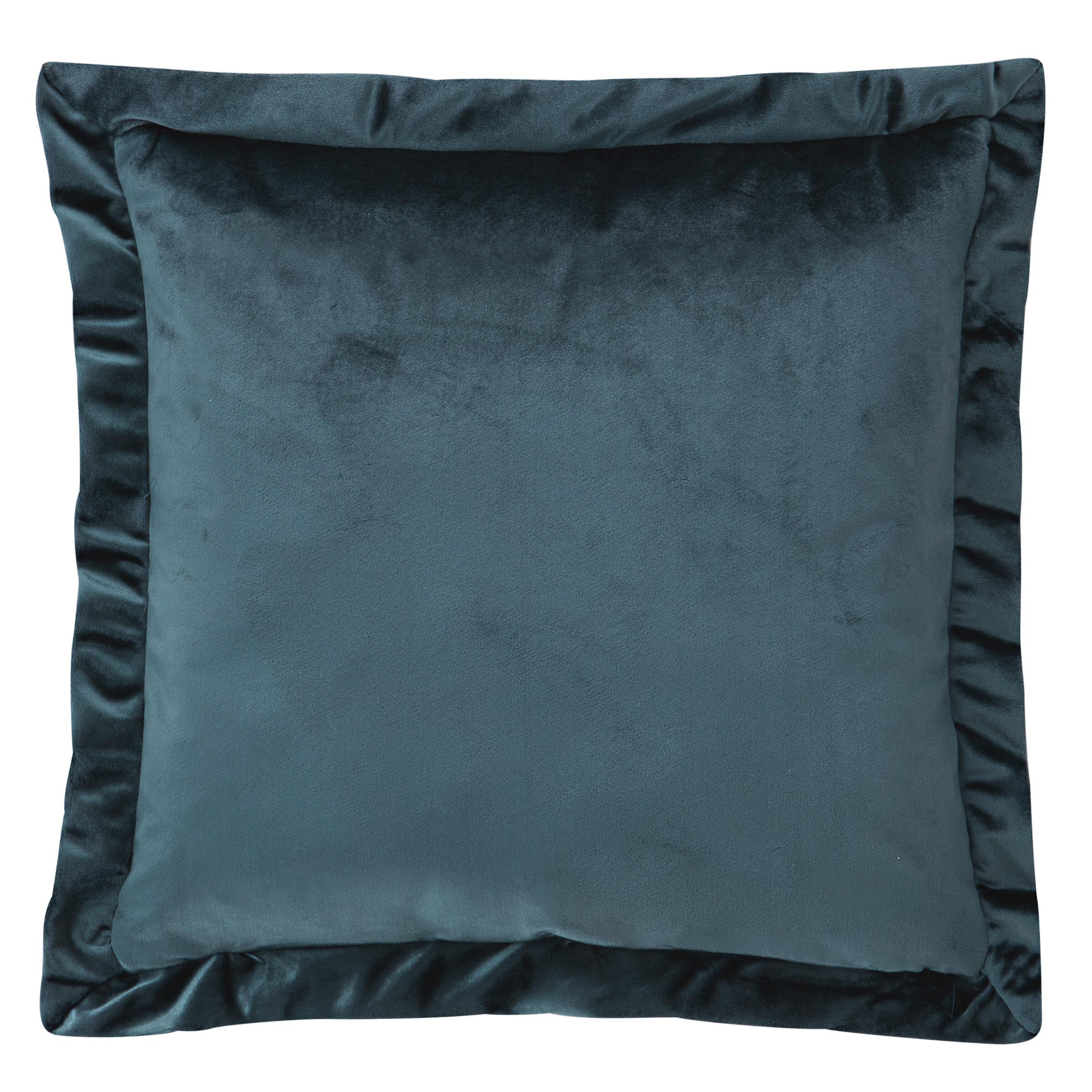 Blue Waterford Bedding Throw Pillows You Ll Love In 2021 Wayfair
