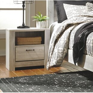 Great Price Saint 1 Drawer Night Stand By Gracie Oaks