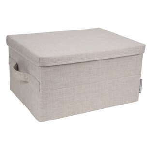 Fabric Underbed Storage By Symple Stuff