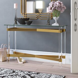 Beecher Console Table by Willa Arlo Interiors