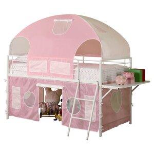 Victoria Twin Low Loft Bed