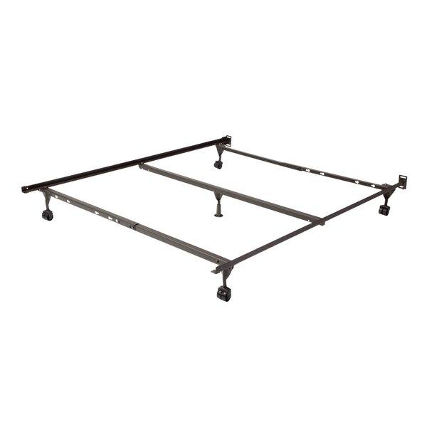 Queen Bed Frame High Off Floor Wayfair