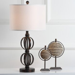 Hayden Double Sphere 27.75 Table Lamp (Set of 2)