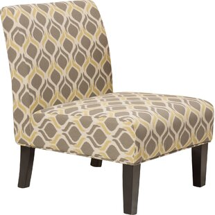 Ebern Designs Bentley Slipper Chair