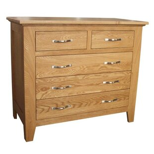Hastings 5 Drawer Chest Of Drawers By Gracie Oaks