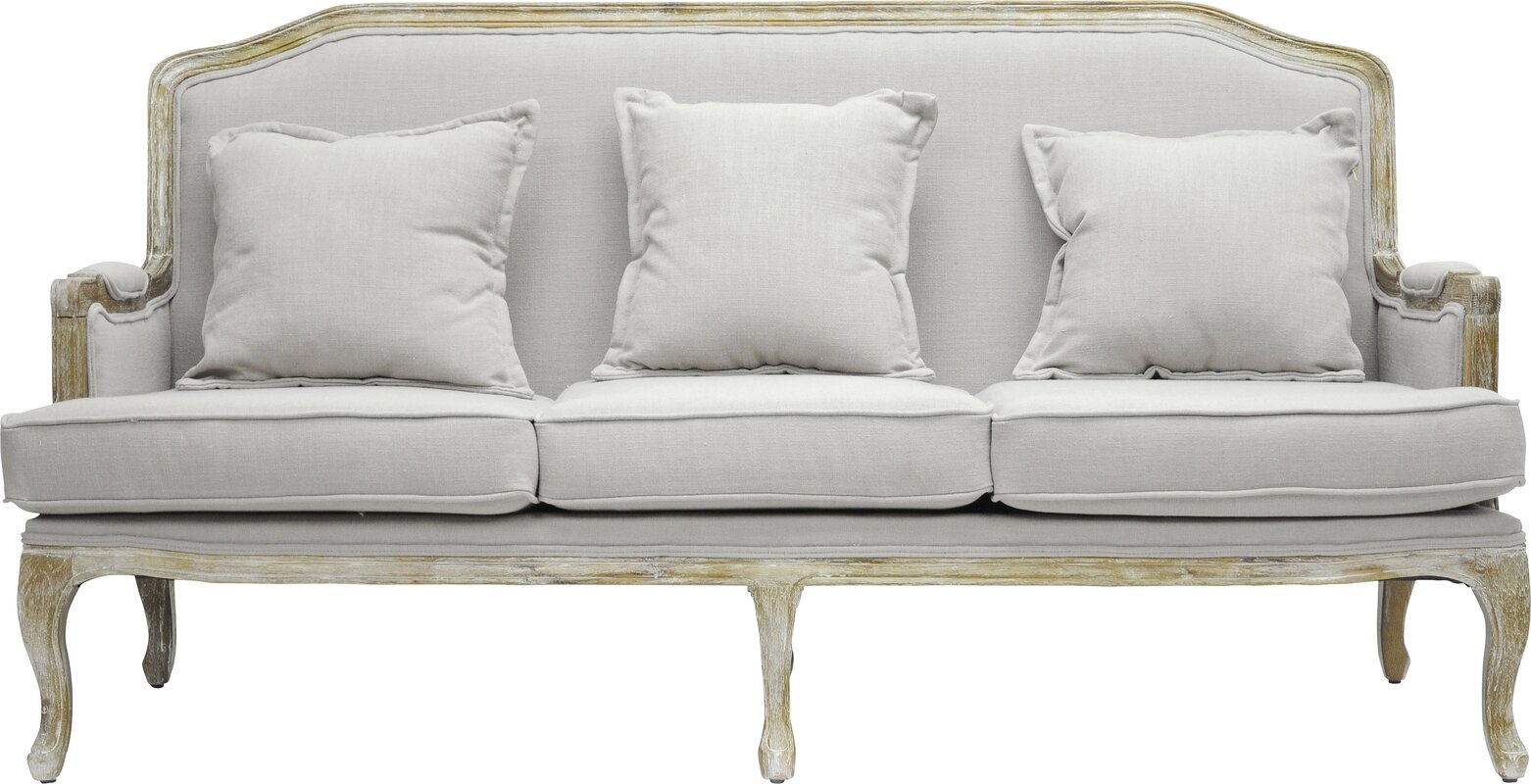 Milieu Classic French Sofa